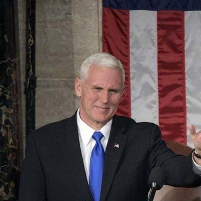 Impeach VP Pence - He Still Uses AOL [VIDEO]