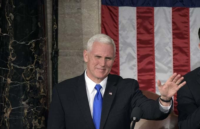 Impeach VP Pence – He Still Uses AOL [VIDEO]
