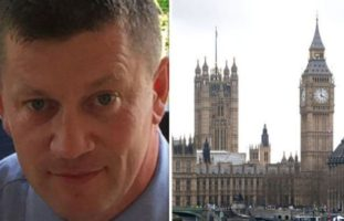 Officer down: PC Keith Palmer London (VIDEO)