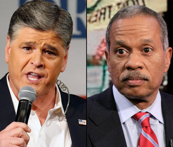 Sean Hannity Pulls Gun On Juan Williams, Gets Free Pass, And That's Wrong [VIDEO]
