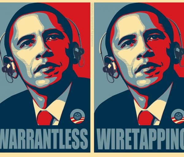It's Donald Trump Versus The Obama Deep State on Wiretapping