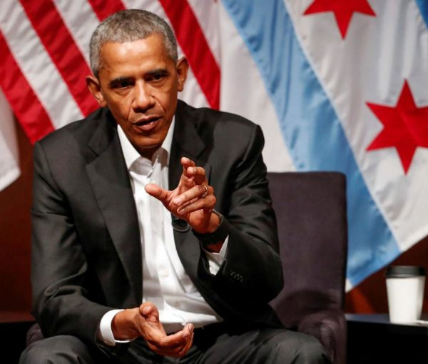 Liberals Think Obama's $400K Wall Street Speaking Fee Is 'Troubling' [VIDEO]