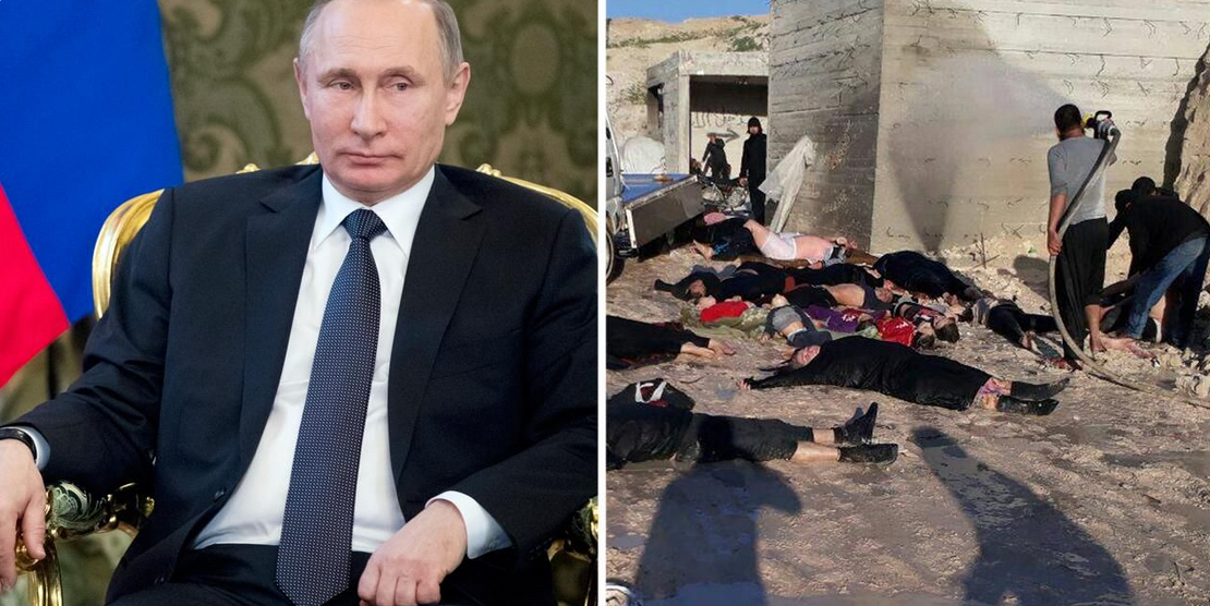 U.S. Official: Russia Knew of Syrian Chem Attack in Advance, Bombed Hospital to Cover It Up