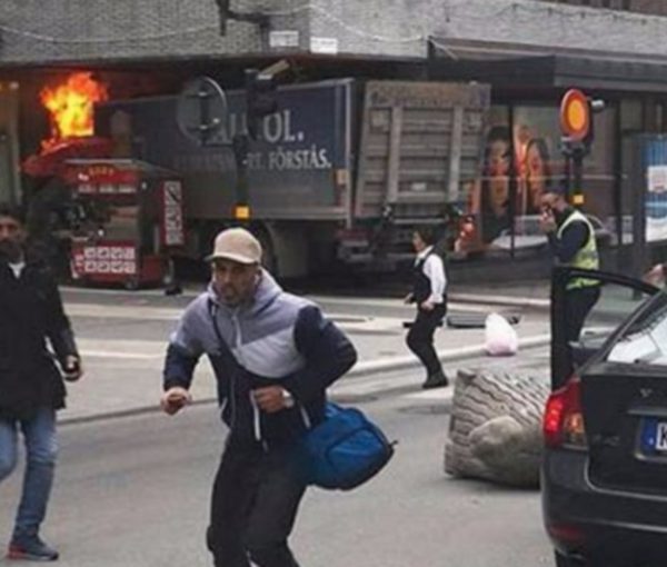 Terror Attack in Stockholm Sweden: What We Know So Far [VIDEOS]