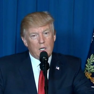 Trump's decision to strike Syria is supported by precedent, but maybe not by law [video]