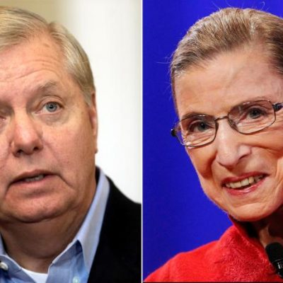 Intentional or Not? Ruth Bader Ginsburg's Graham Gender Gaffe