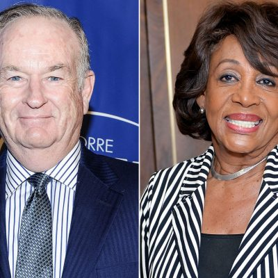 Maxine Waters and Bill O'Reilly Perfect for Each Other