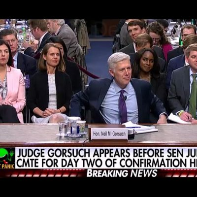 Congratulations to New Supreme Court Justice Neil Gorsuch [VIDEO]