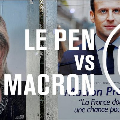 Media Wordplay Is Affecting Perception of French Election [VIDEO]