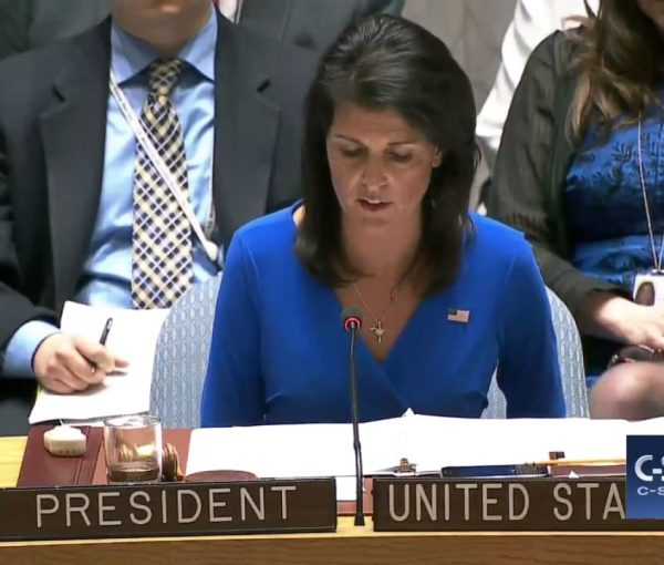 New Ambassador Nikki Haley Slaps UN Over Syria [VIDEO]