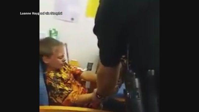Why Was a Ten Year Old Autistic Boy Handcuffed and Arrested at School [VIDEO]