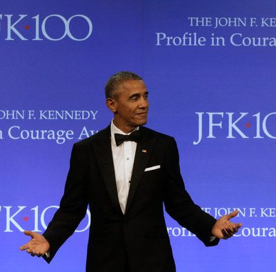 #JFK100: The Many Examples Of A Profile In Courage, Obama-Style [VIDEO]