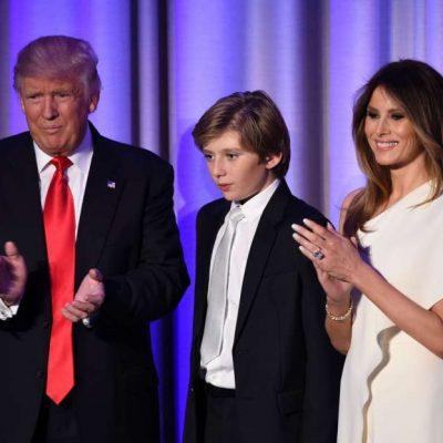 Barron Trump Traumatized By Kathy Griffin's