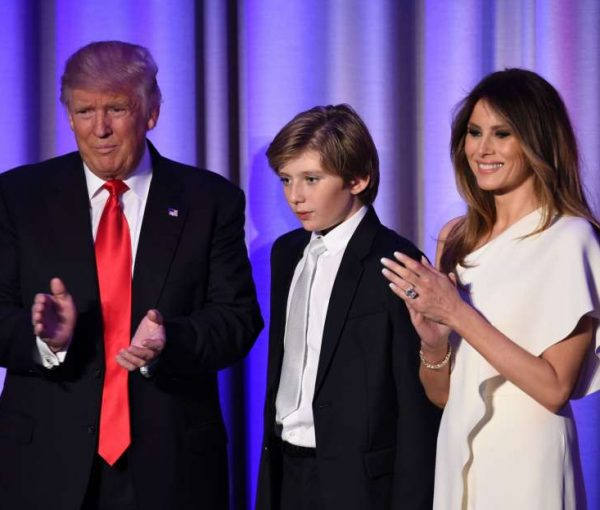 "Barron Trump Traumatized By Kathy Griffin's ""Art,"" Leftist Adults Mock Him [Video]"