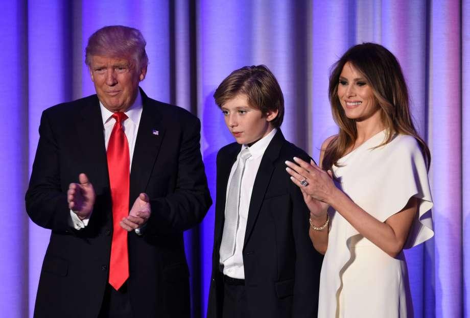 "Barron Trump Traumatized By Kathy Griffin's ""Art,"" Leftist Adults Mock Him [Video]"
