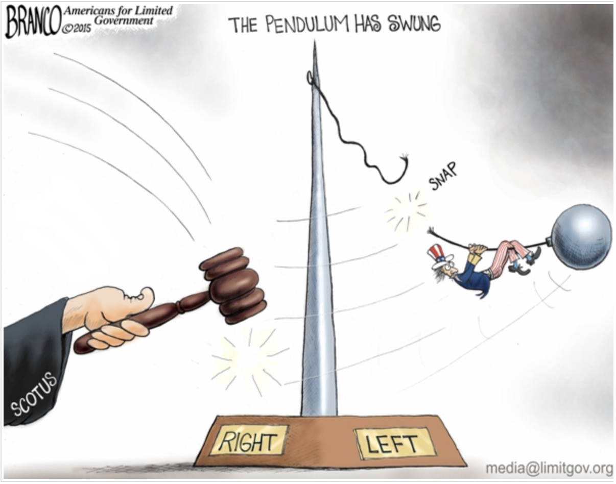Thanks Harry Reid Rule: Trump Begins Federal Court Nominations and Dems Can't Stop Him