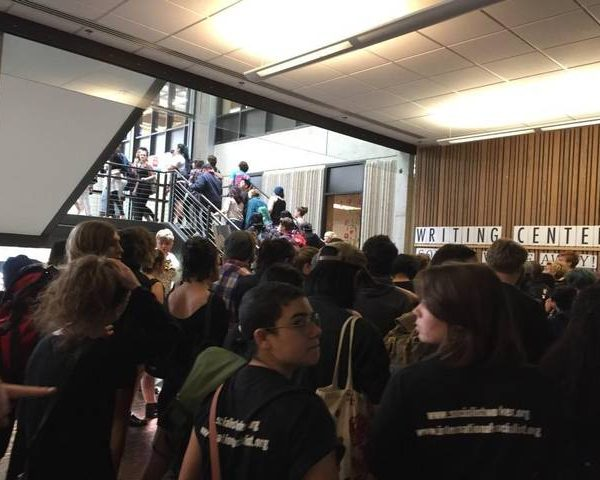 Video Surfaces and Evergreen State College SJWs Make Demands