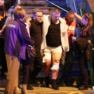 #Manchester UK: Explosions At Ariana Grande Concert Kill 20, Injure 100 More [VIDEO]