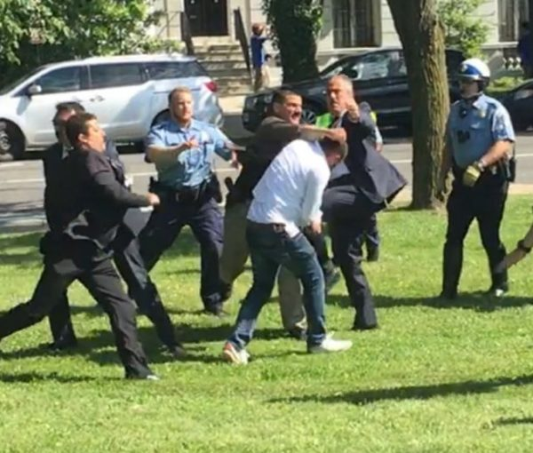 Turkey Summons U.S. Ambassador To Lecture Regarding Brawl In D.C. [VIDEO]