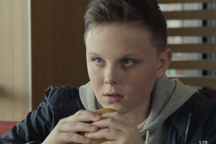 Easily Offended Brits Pressure McDonalds to Pull Commercial [VIDEO]
