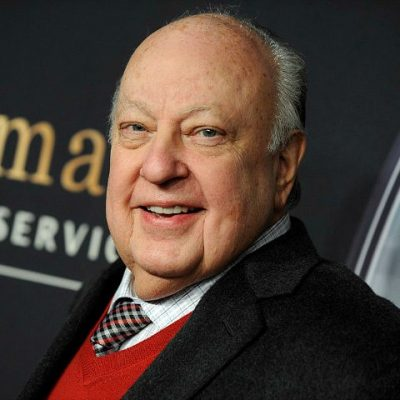 Fox News former CEO Roger Ailes Has Died