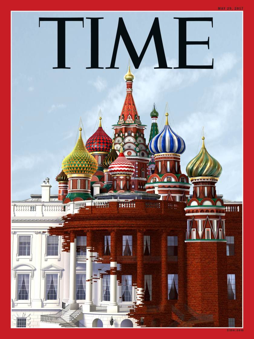 """Time Magazine's """"Bold"""" New Cover Shows Media's Extreme Bias About All Things Trump [VIDEO]"""
