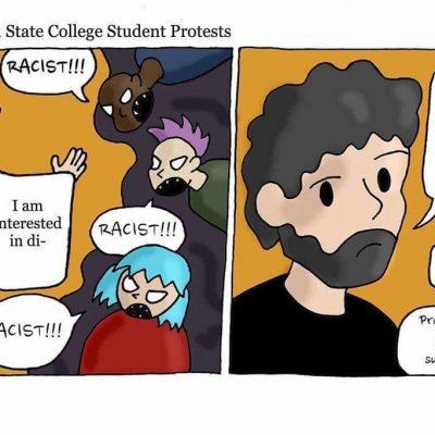 #EvergreenStateCollege Professor #BretWeinstein Opposed Segregation And SJW Demand His Firing [VIDEO]