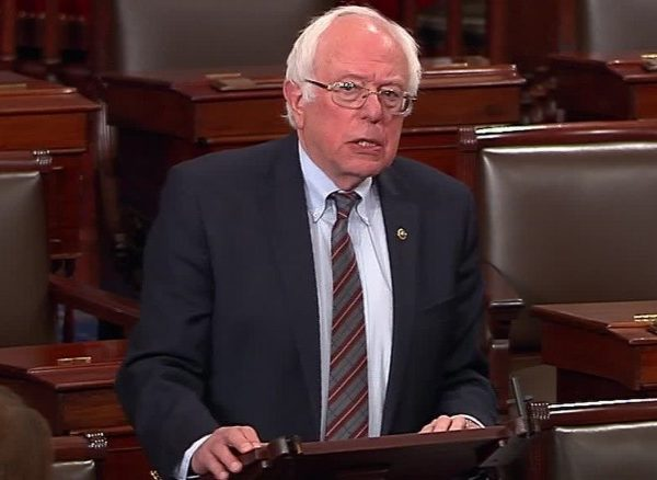Senator Bernie Sanders Strongly Condemns Gunman Who Shot Congressman Steve Scalise [VIDEO]