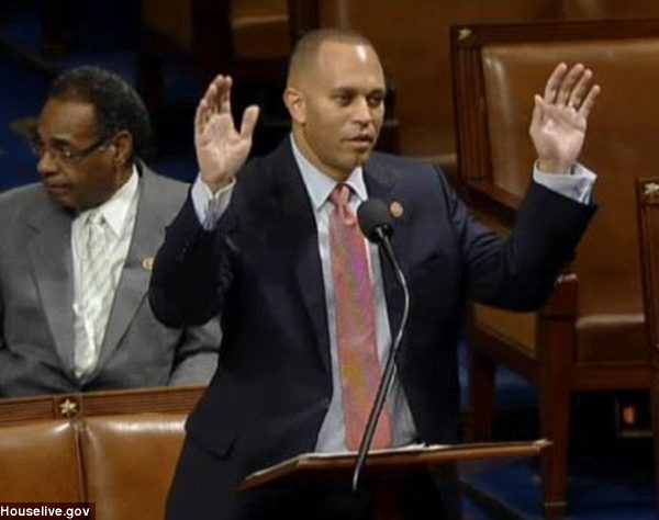 """Hakeem Jeffries: """"Every Racist in America Voted for Trump"""""""