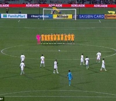 Saudi Soccer Team Disses the Dead in London Terror Attacks [VIDEO]