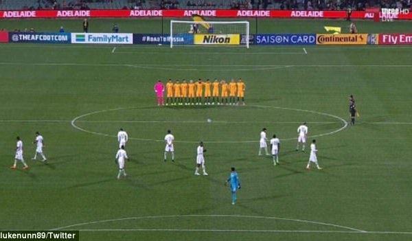 Saudi Soccer Team Disses the Dead in London Terror Attacks [VIDEO]