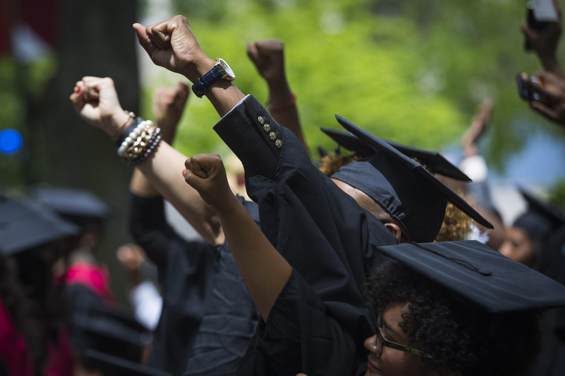 63 After Brown v. Board of Education-Universities Are Holding Segregated Commencements For Black Students [VIDEO]
