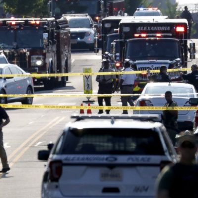 #CongressionalBaseballGame Shooter Had Hit List [VIDEOS]