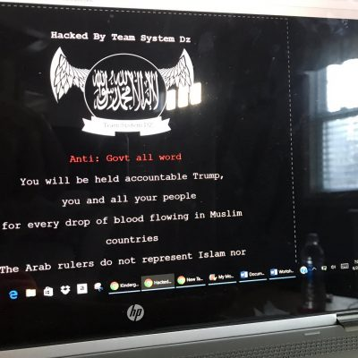 Losers Gonna Lose: Ohio, Other Government Websites Restored After ISIS Sympathizer Hack