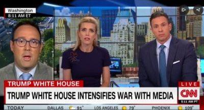 CNN: Trump puts reporters in danger?