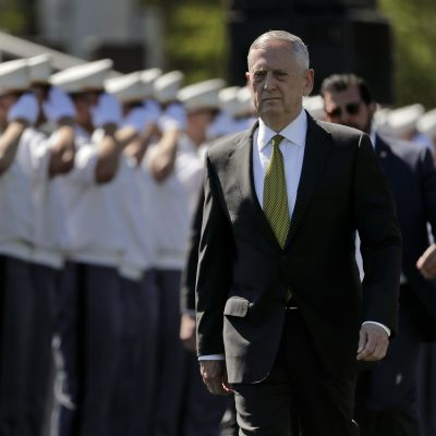 General Mattis Makes the Media Squeamish, and It's Magnificent. [VIDEO]