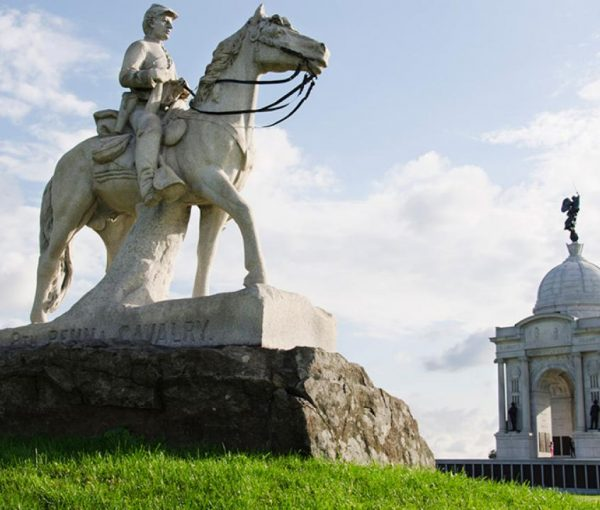 Antifa May Disrupt Events at Battle of Gettysburg Anniversary [VIDEO]