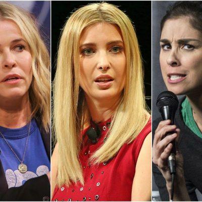 Ivanka Trump Put On Blast by Chelsea Handler and Sarah Silverman