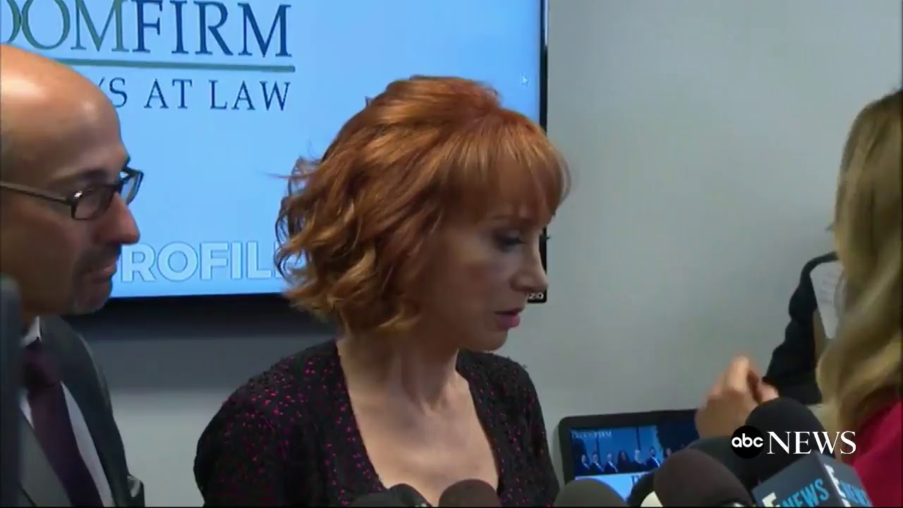 Kathy Griffin Blames Everyone Else For Her Career Implosion [VIDEO]
