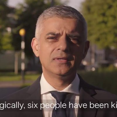 #LondonAttacks: London Mayor Khan Brushes Off Trump Tweet [VIDEO]