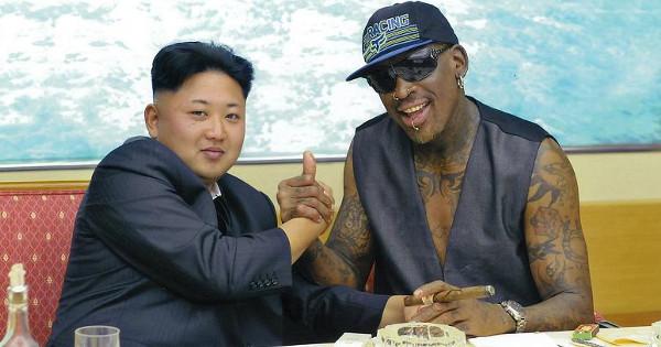 "#DennisRodman Claims He Got #OttoWarmbier Freed, Claims Kim Jong-Un Is ""Misunderstood""[VIDEOS]"