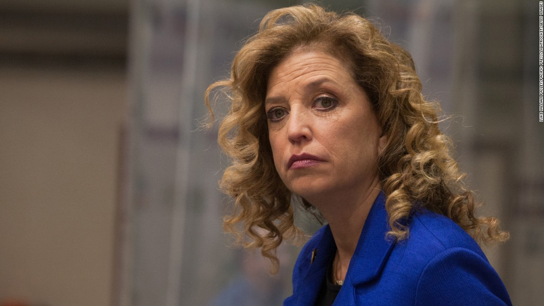 FBI Seizes Smashed Hard Drives Of Debbie Wasserman Schultz IT Advisor [VIDEO]