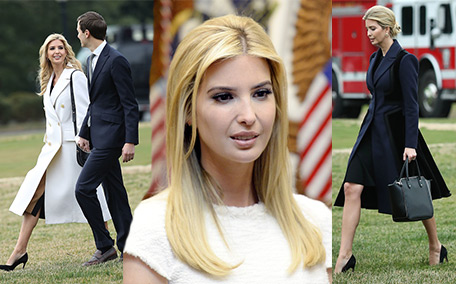 Ivanka Trump Under Attack by Congressional Democrats