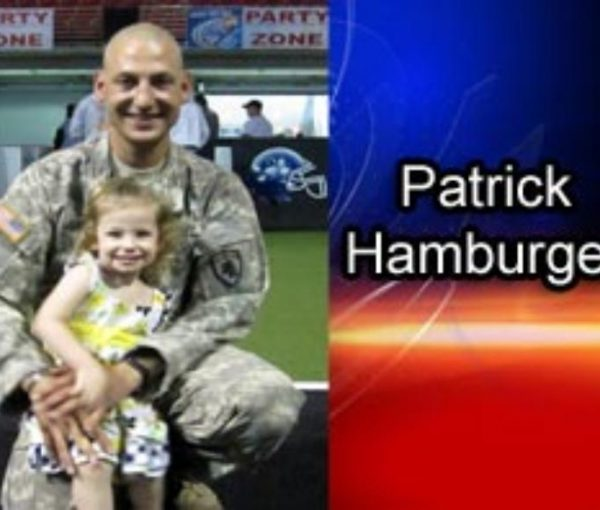 Remember Staff Sergeant Patrick Hamburger, Extortion 17