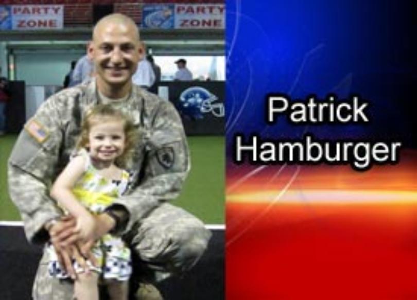 Remember Staff Sergeant Patrick Hamburger, Extortion 17