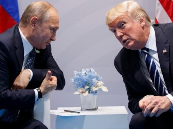 """Media Reports Of Trump's Second """"Secret"""" Meeting With Putin Is Epic Fail [VIDEO]"""