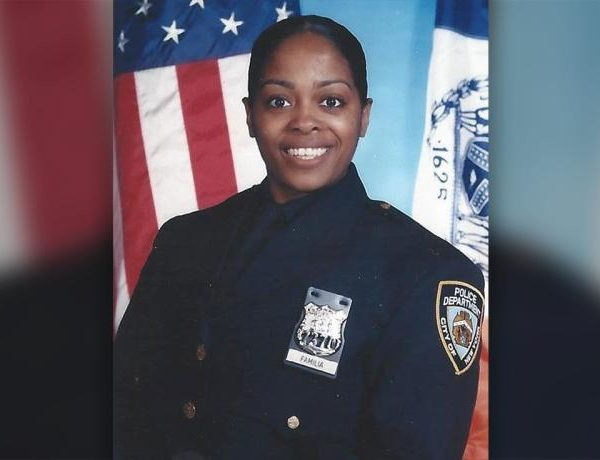 Officer Miosotis Familia, Mother of Three, Gunned Down In Cold Blood By Career Criminal [VIDEO]