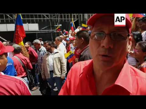Chaos In Venezuela Leading Up To Symbolic Vote [VIDEO]
