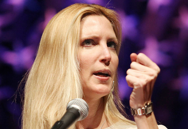 Ann Coulter Has Twitter Tantrum On Delta Flight [VIDEO]