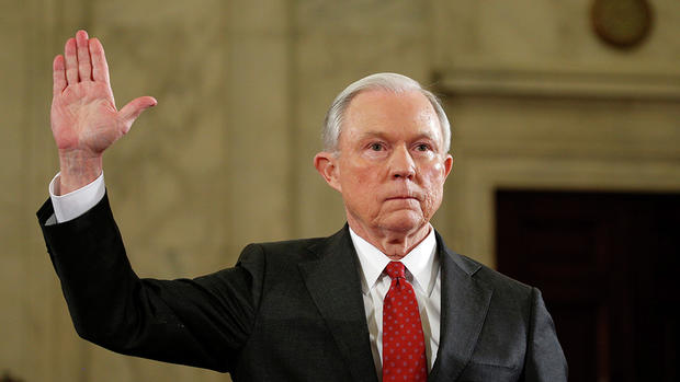 Jeff Sessions Denies Allegations He Discussed Campaign Related Issues With Russian Ambassador [VIDEOS]